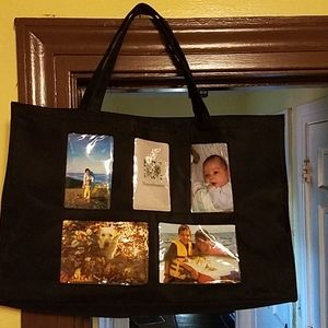 Handbags - Photo Tote Bag
